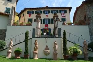 Facciata Palazzo Bove