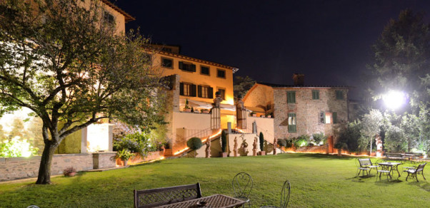 Palazzo Bove veduta dal giardino