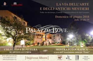 Palazzo Bove via Arte e AntichiMestieri